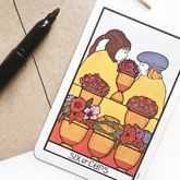 monthly tarot reading
