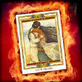 Burning Question Tarot