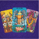 three morgan greer tarot cards