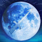 full moon with sagittarius image