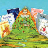 tarot cards from gill tarot deck