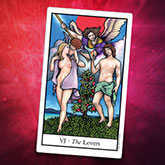 Love Celtic Cross Bottom Line Tarot Reading