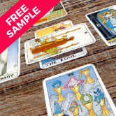 Free Celtic Cross Tarot Card Reading