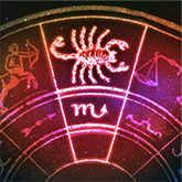 scorpio libra sagittarius zodiac wheel