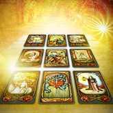 Life Cycle Tarot reading