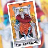 Emperor Tarot Card and Aries