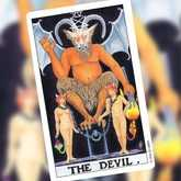devil Tarot card Capricorn