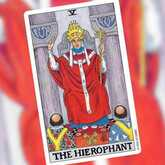 The Hierophant and Taurus