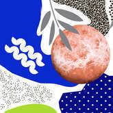 planet venus with aquarius symbol