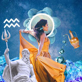 aquarius water bearer
