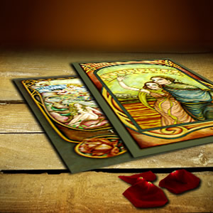 Celebrate the Love of World Tarot Week!