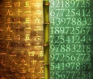 Chinese vs. Western Numerology