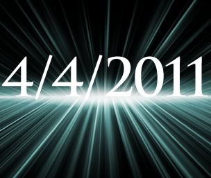 The Numerology of 4/4/11