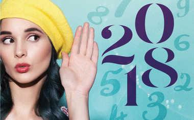 2018 numerology