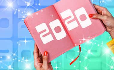 2020 tarot numerology