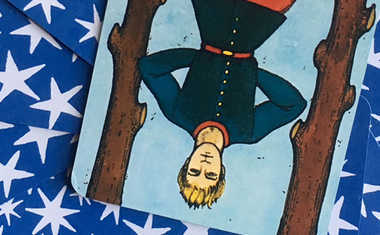 July 2018 Tarot Reading: The Hanged Man Brings A New Perspective