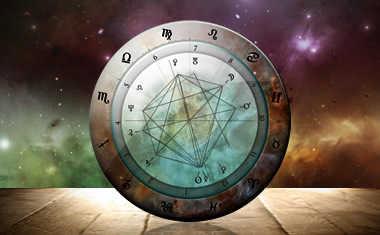 an astrology birth chart