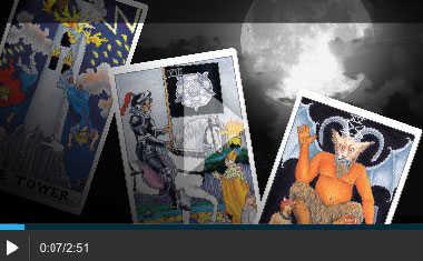 Dark Cards of the Tarot
