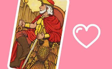 emperor tarot compatibility
