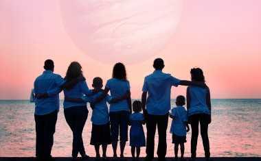 Jupiter in Cancer: La Famiglia
