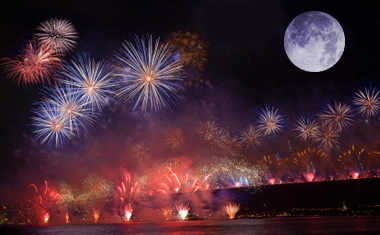 Astrology: Full Moon Fireworks