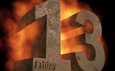 Friday the 13th Numerology