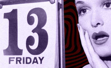 The Numerology of Friday the 13th