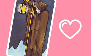 The Hermit Tarot Card Compatibility: Idealistic, Wise, Humanitarian