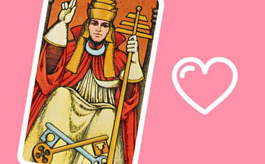 The Hierophant Tarot Card Compatibility: Carefree, Adventurous, and Curious
