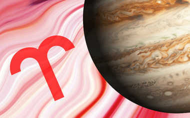 Jupiter in Aries