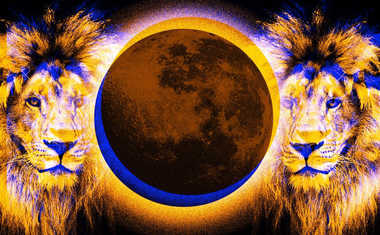 Solar Eclipse in Leo Horoscopes