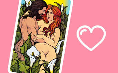 The Lovers Tarot Card Compatibility: Caring, Passionate, and Sensitive