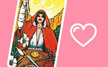 magician tarot card compatibility