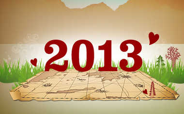 Your 2013 Love Forecast Is Here!