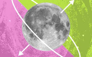 North and South Moon Nodes
