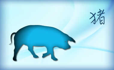 The Pig's Love <br>Horoscope for 2012
