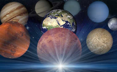 The Planets of Astrology
