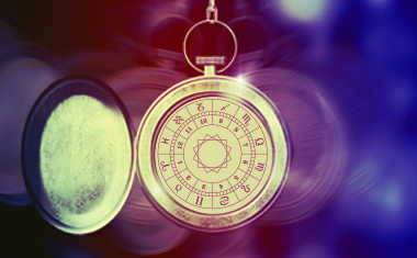 astrology pocketwatch
