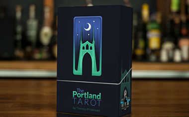 "Designing ""The Portland Tarot"" Deck"