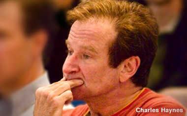Robin Williams and Depression in the Birth Chart