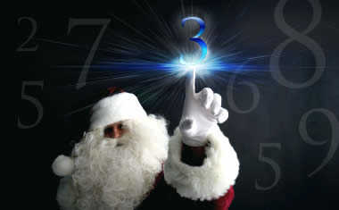 The Numerology of Santa Claus