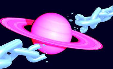 Saturn Retrograde