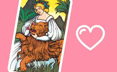 Strength Tarot Card Compatibility: Ambitious, Passionate, and Pleasure-Seeking