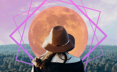 The First Supermoon of 2021: April's Pink Full Moon in Scorpio
