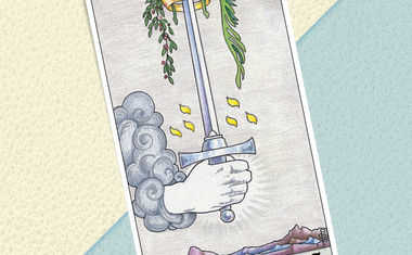 Swords Tarot Cards