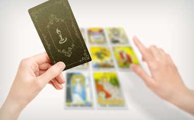 choose a tarot card