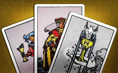 The Cups Tarot Cards