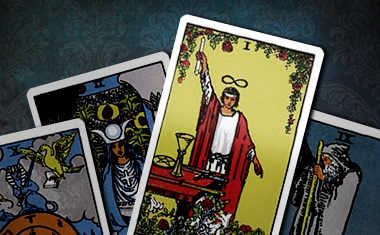 The Major Arcana Tarot Cards