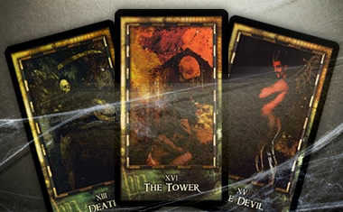 Tarot Decks for Eerie Halloween Insight