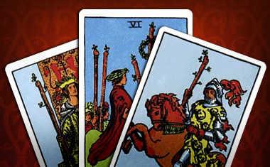 Wands Tarot Cards